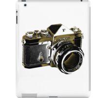 Nikon F SLR Camera iPad Case/Skin