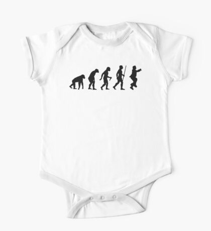 Evolution of Man - Gangnam Style Kids Clothes