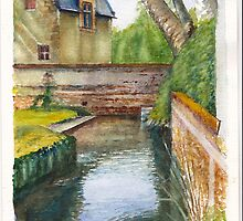 Marson Leat Loire Valley France by Dai Wynn