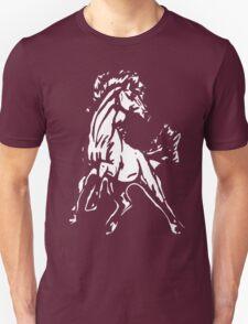 the horse t-shirt T-Shirt
