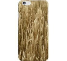 Before The Harvest iPhone Case/Skin