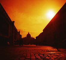 Red Vaticano - Lomo by chylng