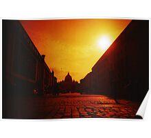 Red Vaticano - Lomo Poster