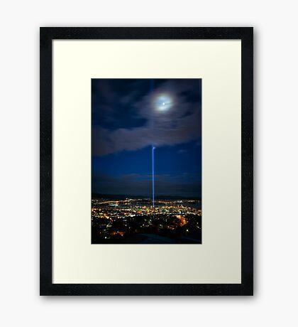 Spectra, Hobart, Tasmania #2 Framed Print