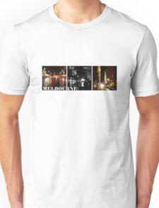 Melbourne shines at night (horizontal) T-Shirt