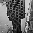 Seattle Skyline by INFIDEL