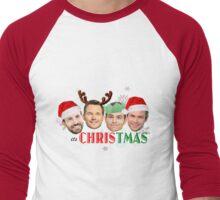 its CHRIStmas Men's Baseball ¾ T-Shirt
