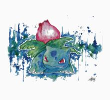 Cool IVYSAUR Watercolor Tshirts + More! ' Pokemon ' Jonny2may Kids Clothes