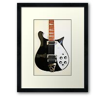 Its Ricky! Framed Print