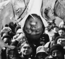 Kendrick Lamar - Alright (Music Video) Sticker