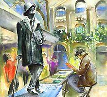 Ireland - James Joyce by Goodaboom