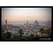 Tuscany. Photographic Print