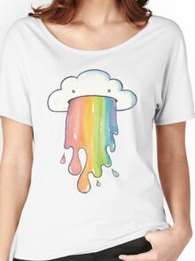 Cloud Vomit Women's Relaxed Fit T-Shirt
