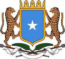Coat of Arms of Somalia  by abbeyz71