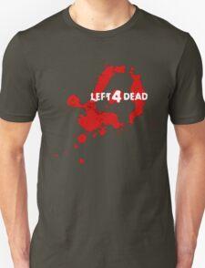 Left 4 Dead Video Game Logo T-Shirt