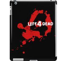 Left 4 Dead Video Game Logo iPad Case/Skin