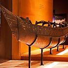 Maori War Canoe by phil decocco