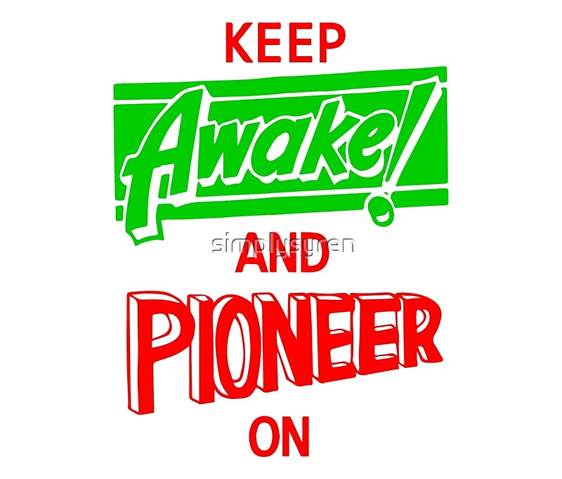 "Keep Awake and Pioneer On"" Travel Mugs by simplysyren 