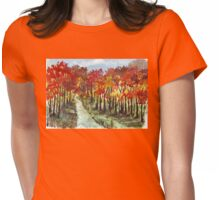 Delicious Autumn! Womens Fitted T-Shirt
