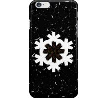 Snowflake. iPhone Case/Skin