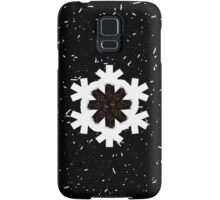 Snowflake. Samsung Galaxy Case/Skin