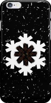 Snowflake. by creasepegg