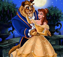 Beauty and The Beast Dance by Electraa