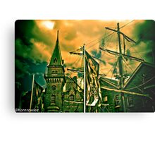 The difference between stupidity and genius is that genius has its limits. Albert Einstein...:) Metal Print