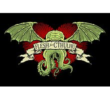 Flesh For Cthulhu Photographic Print