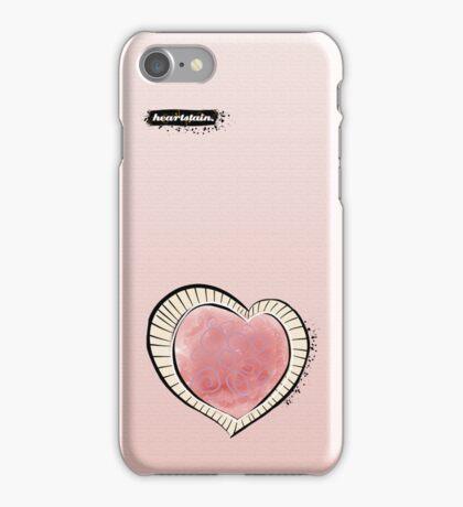 Heartstain. iPhone Case/Skin