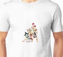 Magi: The Labyrinth of Magic - Group Unisex T-Shirt