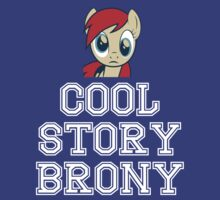 Cool Story Brony by YouKnowThatGuy