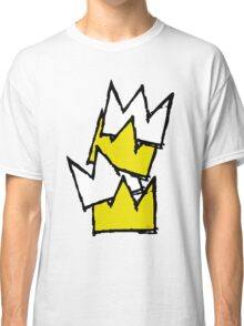 Stacked Crowns Classic T-Shirt