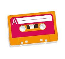 Cassette Photographic Print