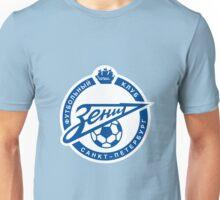 Zenit St Peterburg Logo Unisex T-Shirt
