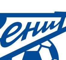Zenit St Peterburg Logo Sticker