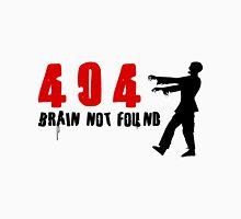 404 - Brain not found Unisex T-Shirt