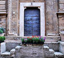 One-Pienza, Italy by Deborah Downes