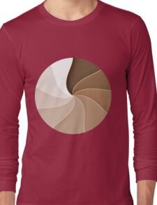 Swirls Long Sleeve T-Shirt