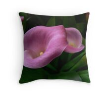 Curvy Cana! Throw Pillow