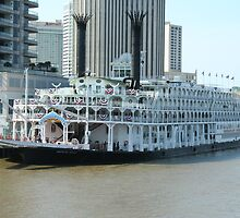 SteamBoat New Orleans by m12jon64