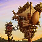 Treehouse by hasanabbas