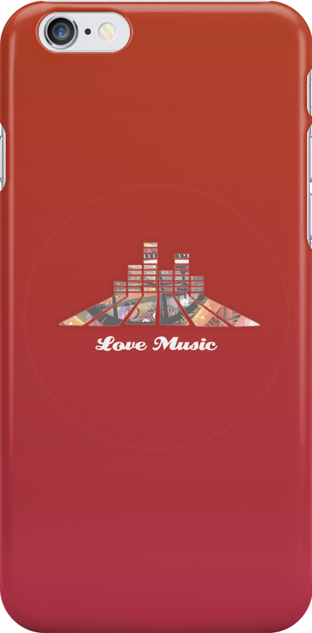 Love Music. by creasepegg