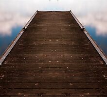 Walkway In The Sky by marting04
