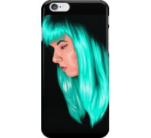 Vector Portrait iPhone Case/Skin