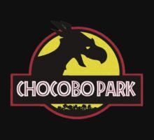 Chocobo Park - Final Fantasy by timnock