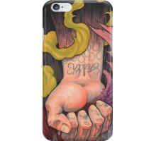Fist O' Hate iPhone Case/Skin