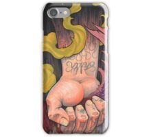 Fist O' Hate iPhone Case/Skin