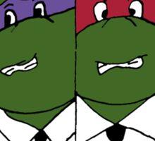 Reservoir Turtles Sticker