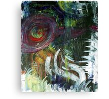 River Mouth Canvas Print